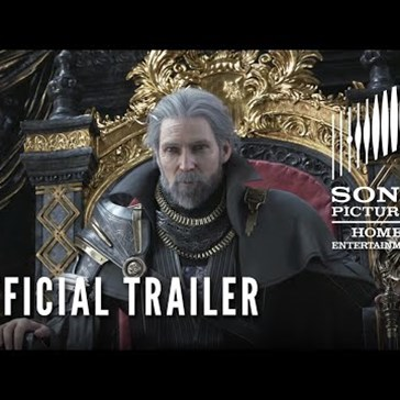 Watch the Official Trailer for KINGSGLAIVE FINAL FANTASY XV