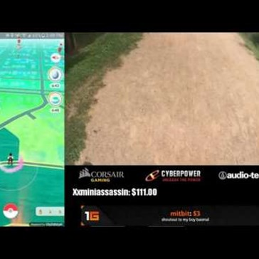Watch This Twitch Streamer Get Swatted Playing Pokémon GO Cause One of His Viewers Alerted Police That He Had an AK-47