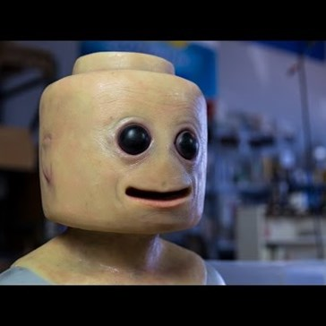 The Real-Life LEGO Minifig Cosplay Is Even More Terrifying than You Thought It'd Be