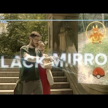 If Pokemon GO Was an Episode of Black Mirror