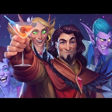 Blizzard Reveals Hearthstone's New Adventure Pack, and It's Basically One Big Fat 'Ol Dance Party