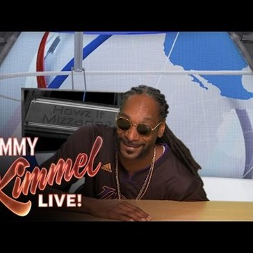 Just Like the Rest of Us, Snoop Dogg Was Grossed Out Watching Hot Dogs Being Made