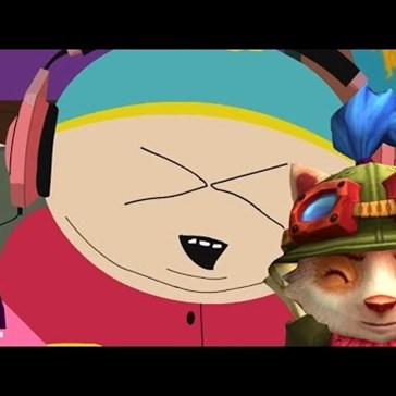 This Dude Recreated South Park Characters Playing League of Legends