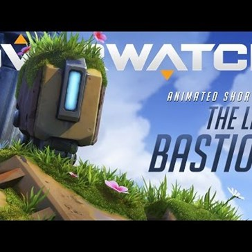 Looks Like Blizzard's Trying to Humanize Overwatch's Bastion, In This New Animated Trailer
