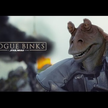 Watch This Wonderful Star Wars Parody Trailer That Might Just Reveal an Origin Story for Darth Darth Binks