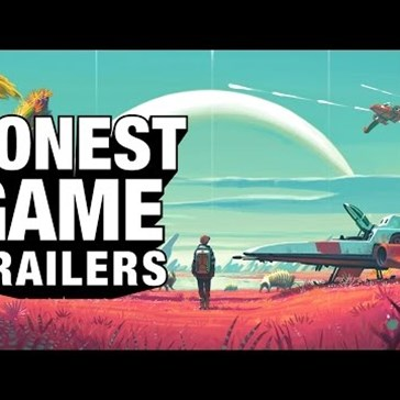 The Honest Trailer for No Man's Sky Is Much Better at Setting Realistic Expectations Than the Game Creators Were