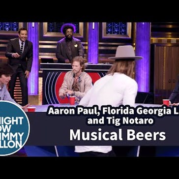 Musical Beers is Just Like Musical Chairs But Better, Because Children Can't Play and Beer