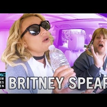 Oops James Cordon Got Britney Spears to Do a Carpool Karaoke with Him
