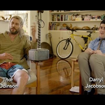 The Thor: Ragnarok Mockumentary Is Here, And It's Just As Good As We Hoped For