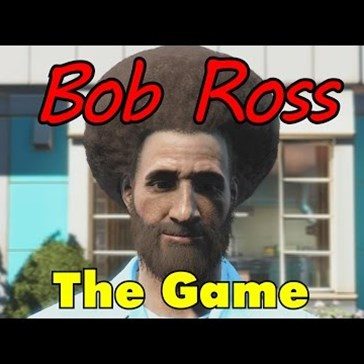 Guy Creates a Fallout 4 Bob Ross Episode, and It Exceeds Our Wildest Expectations