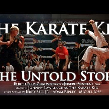 "A Fan Constructed A ""Documentary"" About the REAL Karate Kid"
