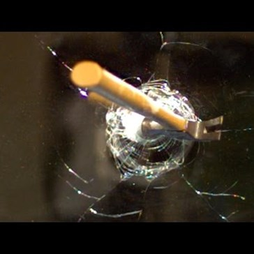 Screw the Bad Luck, Watching This Slow-Mo of a Hammer Breaking a Mirror Was Worth It
