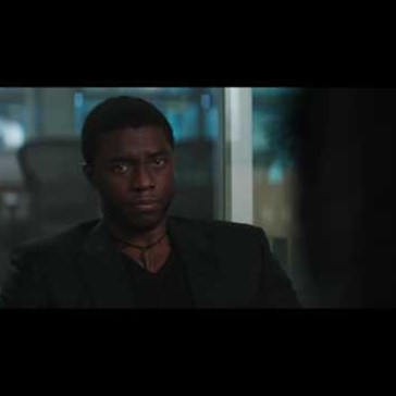 Black Panther and Black Widow Engage in Psychological Warfare in Captain America: Civil War Deleted Scene