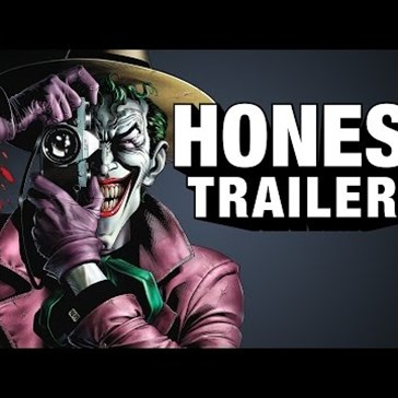 Honest Trailers Takes On Batman: The Killing Joke