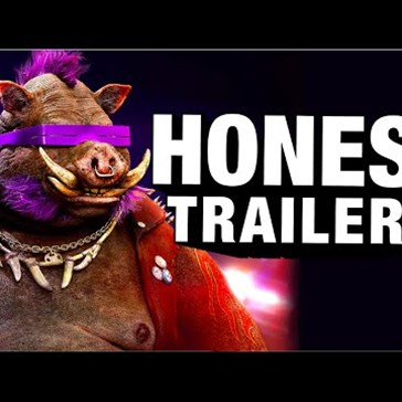 Honest Trailers Covers Teenage Mutant Ninja Turtles: Out of the Shadows And They Nailed It