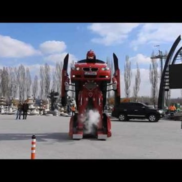 This Person Just Came The Closest Anyone Ever Has To Creating A Real-Life Optimus Prime