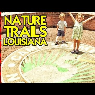Amazing Nature Park in Louisiana