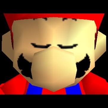 True Mario Dedication Is Making A Nine-Minute Video About Mario's Eye Blinking Mechanics