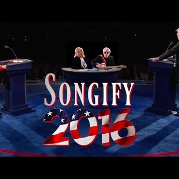 All the Best Soundbites From the Debate Were Songified
