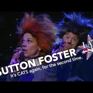 Stephen Colbert Introduces a New, More Accurate Version of the Musical 'Cats'