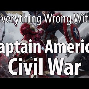This Video Breaks Down Everything That Was Wrong With Captain America: Civil War