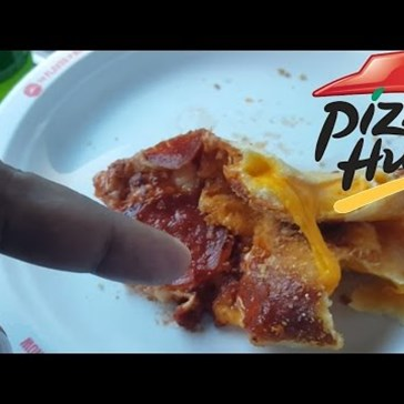 This Guy's Pizza Hut's 'Grilled Cheese Stuffed Crust' Rant is Exactly What You Needed to Hear Before You Think About Ordering One