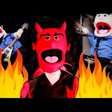 Why Are Puppets Doing a Metal Cover of 'Sail'? We May Never Know