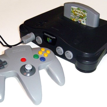 Celebrate Nintendo-64's 20th Birthday With These Unforgettable Gamechangers