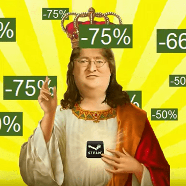 The Steam Summer Sale has Begun so We've Rounded up the Best Gabe Memes for You to Peruse as You Prepare to Drain Your Bank Account