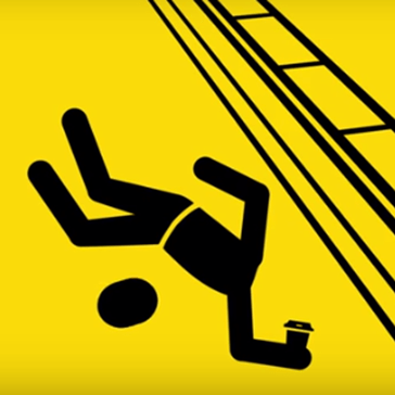 Stick Figures Die Horribly in These Hilariously Morbid Transit Safety Videos