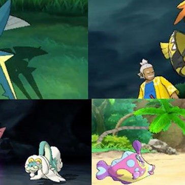 Nintendo Confirms These Seven New Pokémon Leaked Online for Pokémon Sun and Moon Are Legit!