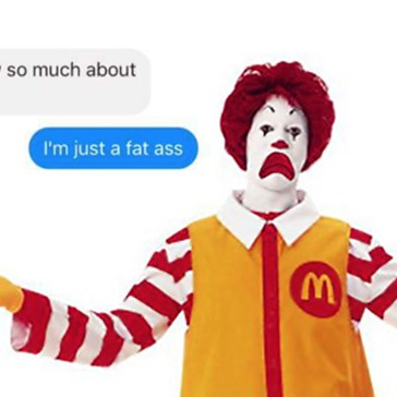 This McDonald's Employee Thought He Had His McDreamgirl's Number, but He Accidentally Texted a Troll