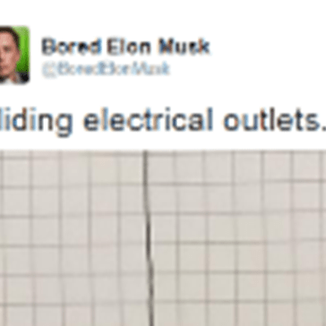 30 Brilliant Invention Ideas, Courtesy of Bored Elon Musk