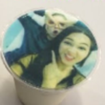 Narcissism of the Day: Selfie Lattes Are A Thing in South Korea