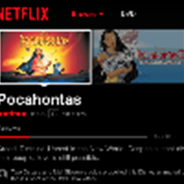 Disney of the Day: Netflix Changes Pocahontas Description After Internet Outcry