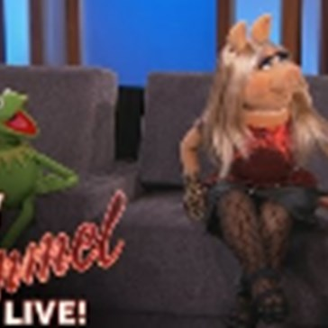 Tell All of the Day: Kermit the Frog and Miss Piggy Explain Their Break Up to Jimmy Kimmel