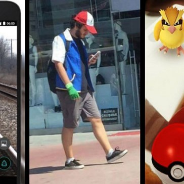 The Best of Twitter Going Mad for Pokémon GO Right Now