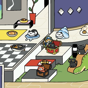 Neko Atsume Just Added Some New Cats to Their Game; Probably Trying to Steal Pokémon Go's Thunder