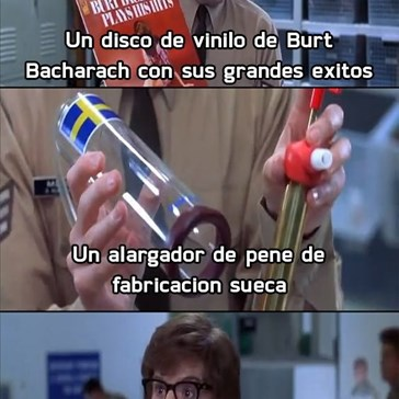 Austin Powers es un loquillo