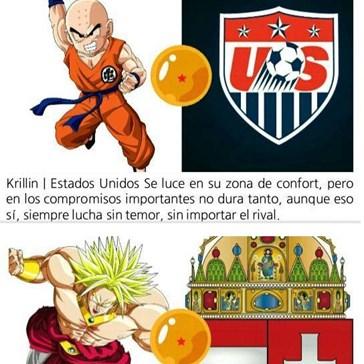 Dragon Ball y el fútbol