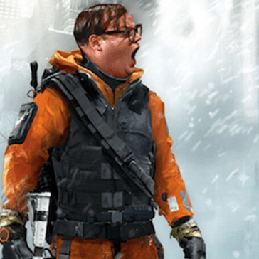 You Better Start Hunting for This Easter Egg in 'The Division' or You're Gonna End up in a Van Down by the River!