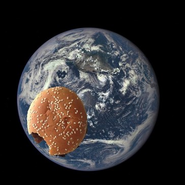The Photoshops of This Amazing Photo of the Earth and Moon Just Proves That the Internet Can Ruin Anything