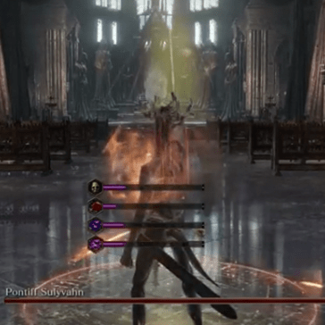 Dark Souls Player Pulls off Nothing Short of a Miracle, and Kills Pontiff Sulyvahn in One Fu**Ing Hit