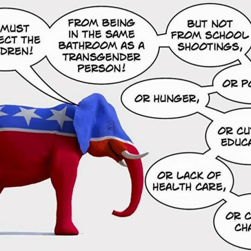 The GOP, always standing up for the children