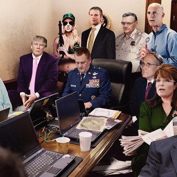 Trump's Situation Room