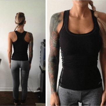 A Scandalous Tank Top Got This Woman Kicked out of Her Gym