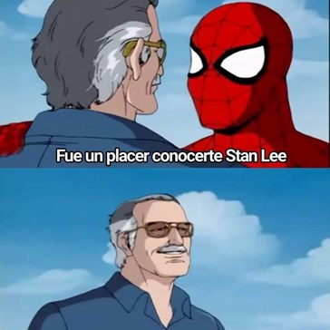 Stan Lee es un loquillo
