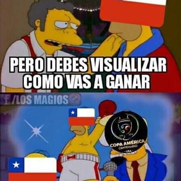 Chile en este momento...