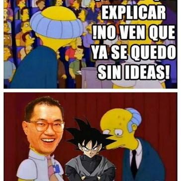 Y así nació Dragon Ball Super