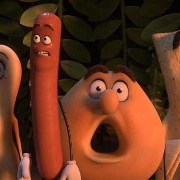 Someone Played the Preview for the R-Rated, Gross-Out CG Film 'Sausage Party' Before 'Finding Dory' and People Are PISSED